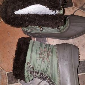 Size 10 Sorel boots